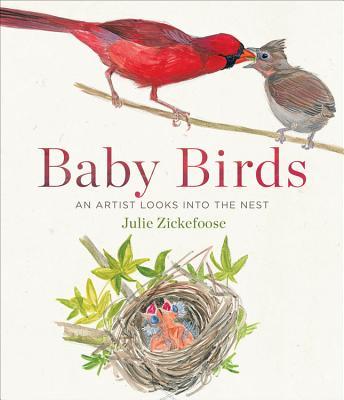 Baby Birds: An Artist Looks Into the Nest - Zickefoose, Julie