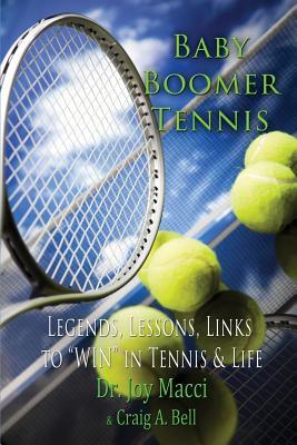 Baby Boomer Tennis - Macci, Joy