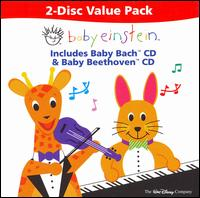 Baby Einstein 2-Disc Value Pack: Baby Bach / Baby Beethoven - Various Artists
