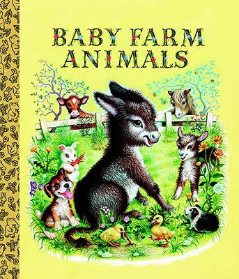 Baby Farm Animals -