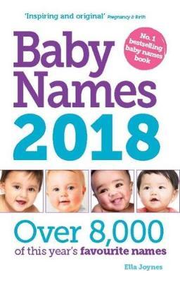 Baby Names 2018 - Joynes, Ella