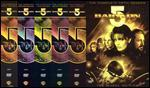 Babylon 5: The Complete First Five Seasons [30 Discs]