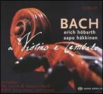Bach: A Violino e Cembalo