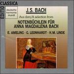 Bach: Anna Magdalena Bach Book