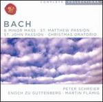 Bach: B Minor Mass; St. Matthew Passion; St. John Passion; Christmas Oratorio [Box Set]