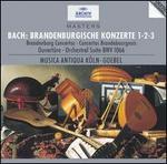 Bach: Brandenburgische Konzerte Nos. 1-3