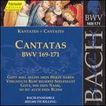 Bach: Cantatas, BWV 169-171