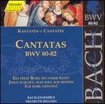 Bach: Cantatas, BWV 80-82