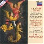 Bach: Cantatas Nos. 80 & 140
