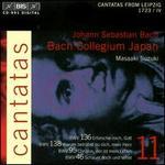 Bach: Cantatas, Vol. 11 - Cantatas from Leipzig (1723)