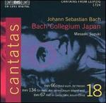 Bach: Cantatas, Vol. 18