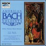 Bach: Cantatas, Vol. 3