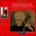 Bach: Cello Suites 1 - 3