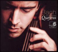 Bach: Cello Suites [2 CDs + DVD] - Jean-Guihen Queyras (cello)