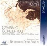 Bach: Cembalo Concertos