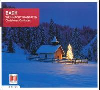 Bach: Christmas Cantatas - Arleen Augér (soprano); Ortrun Wenkel (alto); Peter Schreier (tenor); Siegfried Lorenz (bass);...
