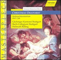 Bach: Christmas Oratorio - Arleen Augér (soprano); Julia Hamari (alto); Peter Schreier (tenor); Wolfgang Schone (bass);...