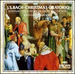Bach: Christmas Oratorio - Alison Bury (violin); Alistair Ross (harpsichord); Anne Sofie von Otter (mezzo-soprano); Anthony Robson (oboe d'amore);...