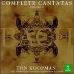 Bach: Complete Cantatas, Vol. 2