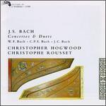 Bach: Concertos & Duets - Christophe Rousset (harpsichord); Christopher Hogwood (harpsichord)