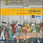 Bach: Concertos for solo harpsichord