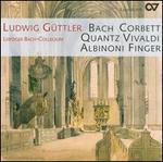 Bach, Corbett, Quantz, Vivaldi, Albinoni, Finger: Sonate e Concerti