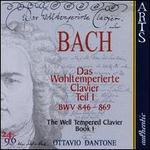 Bach: Das Wohltemperierte Clavier, Teil I