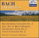 Bach Favorites