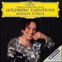 Bach: Goldberg Variations - Rosalyn Tureck (piano)