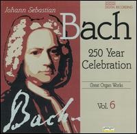 Bach: Great Organ Works - Gabor Lehotka (organ); Hannes Kästner (organ)