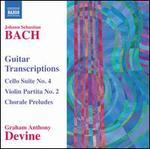 Bach: Guitar Transcriptions