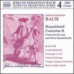 Bach: Harpsichord Concertos 2