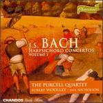 Bach: Harpsichord Concertos, Vol.1 - Catherine Mackintosh (violin); Catherine Weiss (violin); Jane Rogers (viola); Jonathan Manson (bass viol);...