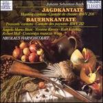 Bach: Hunting Cantata; Peasants' Cantata