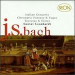 Bach: Italian Concerto; Chromatic Fantasy & Fugue; Toccatas & Suites - Gustav Leonhardt (harpsichord)