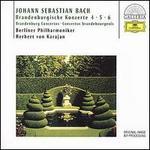 Bach J.S.: Brandenburg Concertos Nos. 4 - 6 [Germany]