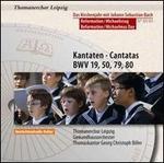 Bach: Kantaten zur Reformation, BWV 19, 50, 79 & 80
