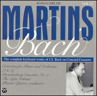 Bach: Keyboard Concertos Nos. 2 & 4; Brandenburg Concerto No. 5 - João Carlos Martins (piano); Liudmil Nenchev (violin); Lydia Oshavkova (flute); Sofia Soloists Chamber Ensemble; Plamen Djurov (conductor)