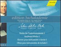 Bach: Keyboard Works 1, Box 8 [Box Set] - Evgeni Koroliov (piano); Peter Watchorn (harpsichord); Robert Hill (clavichord); Robert Hill (harpsichord)