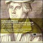 Bach: Latin Church Music, Vol. 1