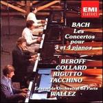 Bach: Les Concertos pour 3 et 4 pianos