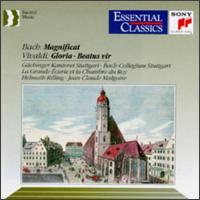 Bach: Magnificat; Vivaldi: Gloria; Beatus Vir - Adalbert Kraus (tenor); Ann Murray (soprano); Arleen Augér (soprano); Carolyn Watkinson (counter tenor);...