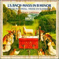 Bach: Mass in B minor [1985 recording] - English Baroque Soloists; Monteverdi Choir (choir, chorus); John Eliot Gardiner (conductor)