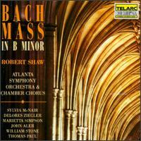 Bach: Mass in B minor - Brice Andrus (horn); Carl Nitchie (bassoon); Christopher Rex (cello); Delores Ziegler (mezzo-soprano);...