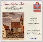 Bach: Masses BWV 234 & 235; Sanctus BWV 238