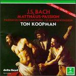 Bach: Matthaüs-Passion [Excerpts]