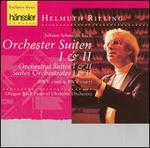 Bach: Orchester Suiten I & II