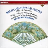 Bach: Orchestra Suites; 2 Double Concertos [Disc 1] - Barry Davis (oboe); Celia Nicklin (oboe); Edward Hobart (trumpet); Graham Sheen (bassoon); Henryk Szeryng (violin);...