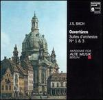 Bach: Ouvertüren Nr. 1 & 3