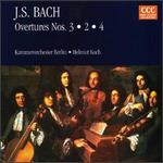 Bach: Overtures Nos. 3, 2, 4